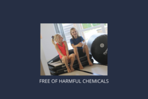 FREE OF HARMFUL CHEMICALS